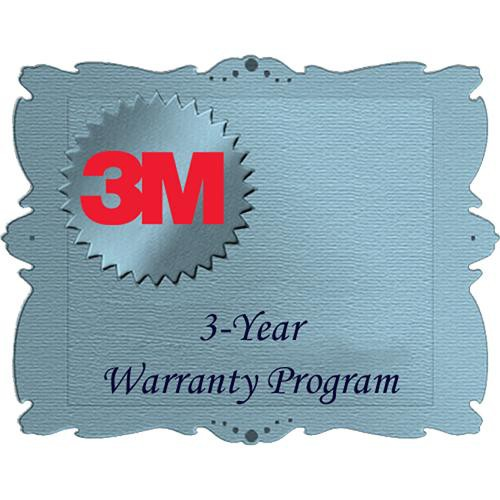 3M Ultra Value Warranty Enhancement Upgrade for WX20 Projector