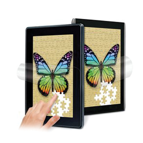 3M Natural View Fingerprint Fading Screen Protector for Google Nexus 7 Tab