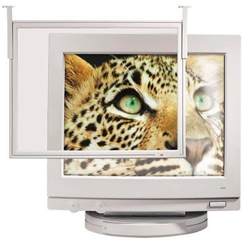 "3M Standard Anti-Glare Filter for 19-21"" CRT and 19-20"" LCD Displays (White)"
