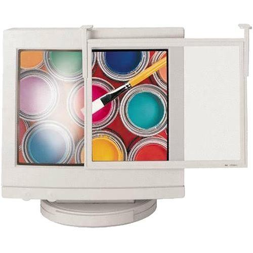 """3M Executive Anti-Glare/Anti-Radiation Filter for 14-16"""" CRT and 15"""" LCD Displays (White)"""