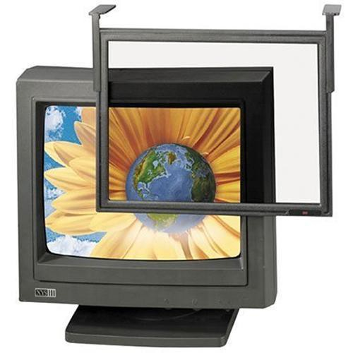 """3M Expressions Anti-Glare Filter for 19-21"""" CRT and 19-20"""" LCD Displays (Black)"""