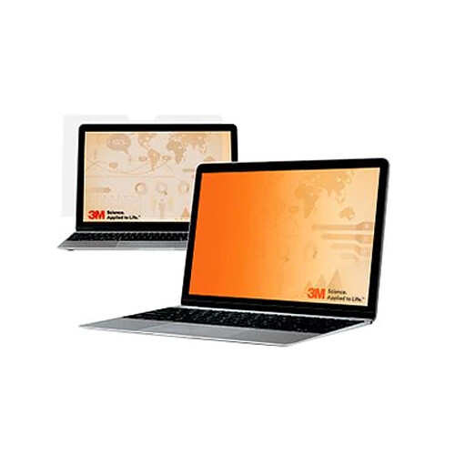 "3M Widescreen Notebook Gold Privacy Filter (13.3"")"