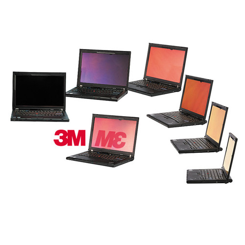 """3M Widescreen Notebook Gold Privacy Filter (17"""")"""