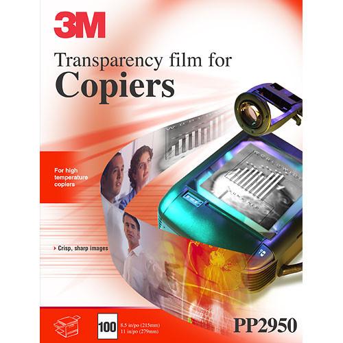 3M Transparency Film PP2950