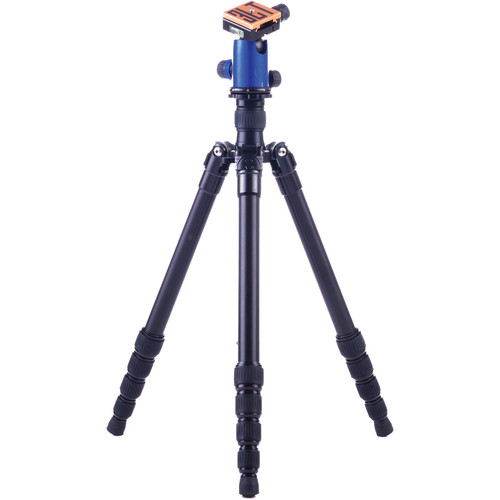 3 Legged Thing X1.1a Adrian 5-Section Aluminum Alloy Tripod with AirHed 1 Ball Head (Blue)