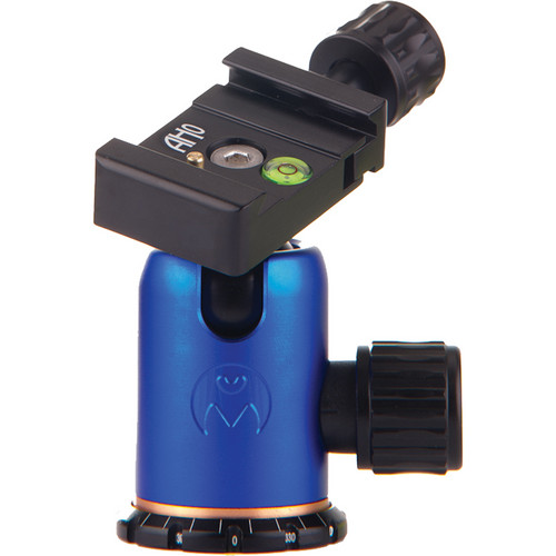 3 Legged Thing AirHed 0 Evolution 2 Magnesium Alloy Ball Head (Blue)