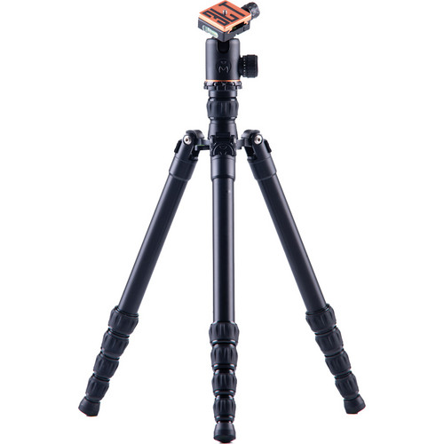 3 Legged Thing X2.1a Dave Aluminum Alloy Tripod with AirHed 2 Ball Head (Black)