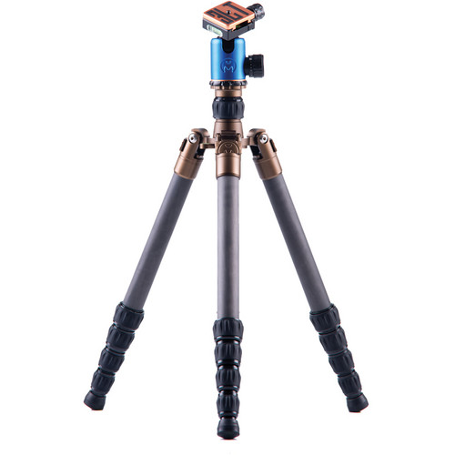 3 Legged Thing X2.1 Eddie Evolution 2 CF Tripod System w/AirHed 2 Ball Head (Blue)