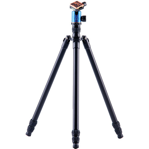3 Legged Thing X5a Tony Evolution Aluminum Alloy Tripod w/AirHed 2 Head (Blue)