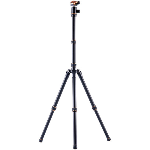 3 Legged Thing X0a Tim Evolution 2 Compact Aluminum Alloy Tripod with AirHed 0 Ball Head (Black)