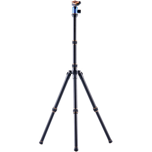 3 Legged Thing X0a Tim Evolution 2 Compact Aluminum Alloy Tripod with AirHed 0 Ball Head (Blue)