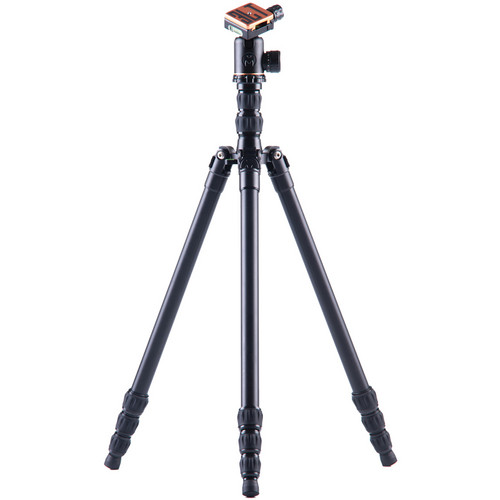 3 Legged Thing X4a Jack Evolution 2 Aluminum Alloy Tripod with AirHed 1 Ball Head (Black)