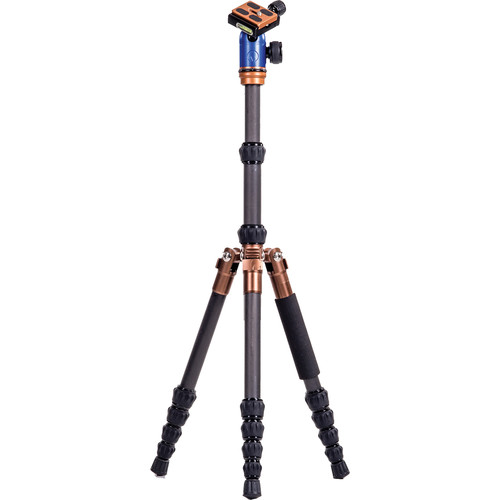 3 Legged Thing Punks-Rick Carbon Fiber Tripod with Airhed Ball Head