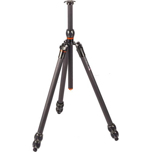 3 Legged Thing Eclipse Winston Carbon Fiber Tripod (Gunmetal Gray)