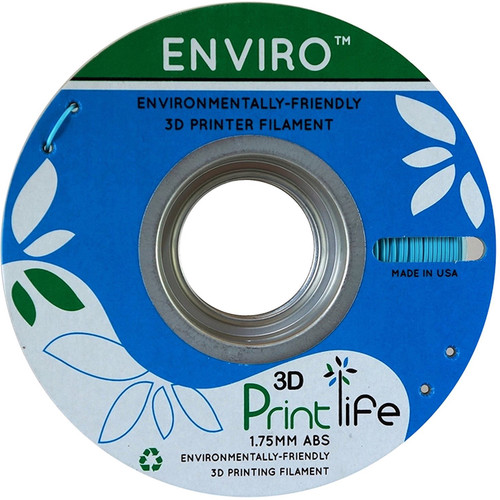 3D Printlife Enviro 1.75mm ABS 3D Printer Filament (Sky Blue)