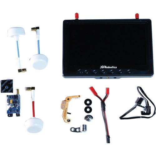 3DR LiveView FPV Kit for GoPro HERO3 / HERO3+