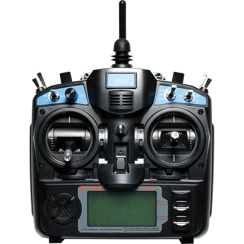 3DR 2.4 GHz, 9-Channel Transmitter for IRIS Quadcopter