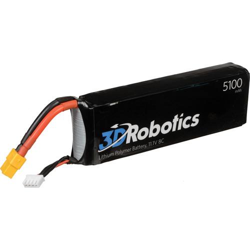 3DR 5100 mAh LiPo Battery for IRIS+ Quadcopter