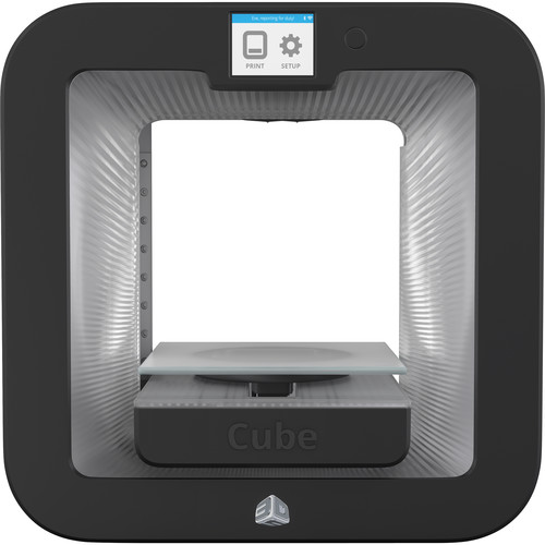 3D Systems Cube 3 Printer (Grey)