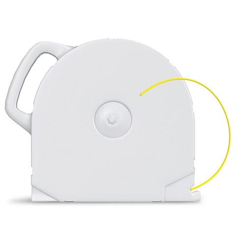 3D Systems PLA Plastic CubeX Cartridge (Yellow)