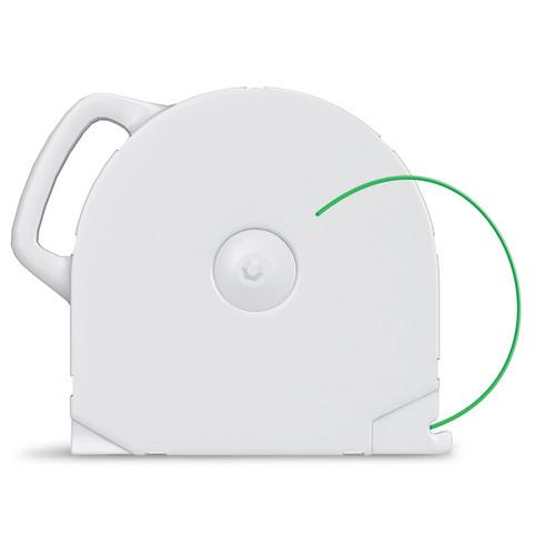 3D Systems PLA Plastic CubeX Cartridge (Green)