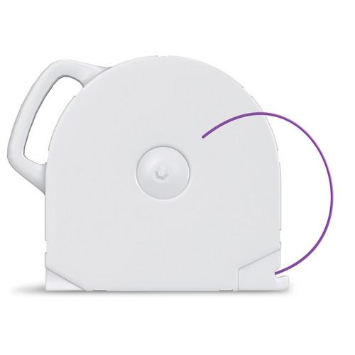 3D Systems PLA Plastic CubeX Cartridge (Purple)