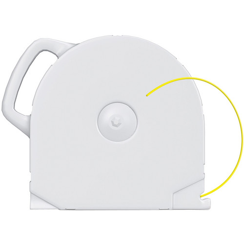 3D Systems ABS Plastic CubeX Cartridge (Yellow)