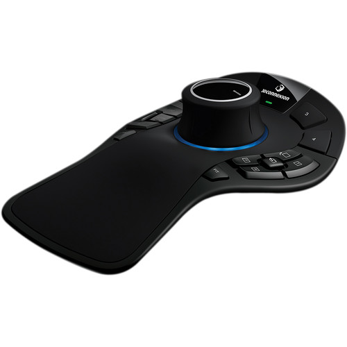 3Dconnexion SpaceMouse Pro Wireless 3D Mouse