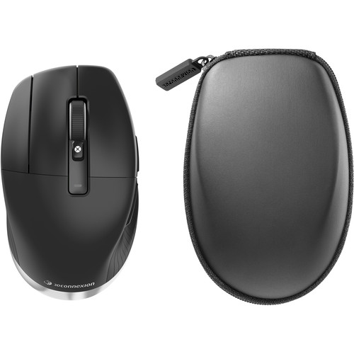 3Dconnexion CadMouse Pro Wireless Left-Handed Mouse