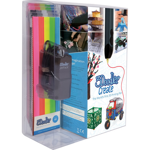 3Doodler Create Bundle Box 3