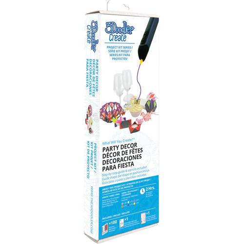 3Doodler Festive / Party Project Kit