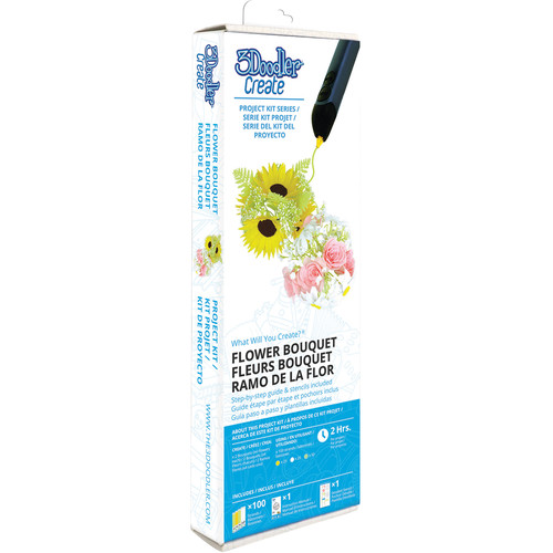 3Doodler Flowers / Roses Project Kit