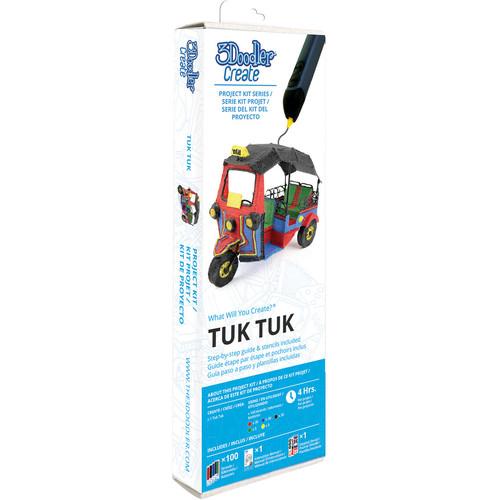 3Doodler Tuk-Tuk Project Kit