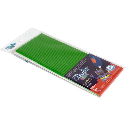 3Doodler Start Single Color Plastic Pack (Spring Green, 24 Strands)