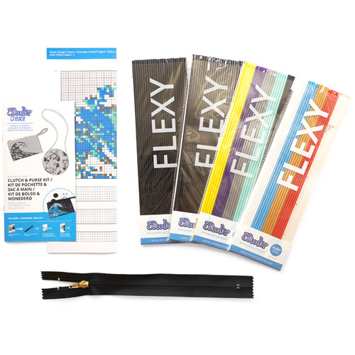 3Doodler Create Clutch and Purse Project Kit