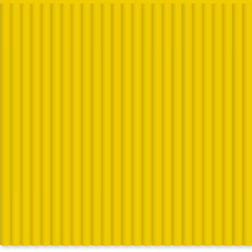 3Doodler ABS Single Color Plastic Pack (Sunnyside Yellow, 100 Strands)