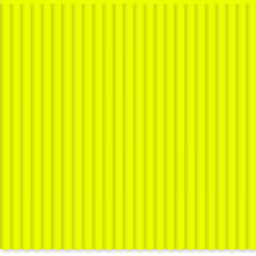 3Doodler ABS Single Color Plastic Pack (Super Yellow, 100 Strands)