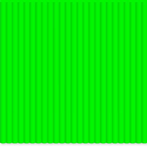 3Doodler ABS Single Color Plastic Pack (Grrreally Green, 100 Strands)