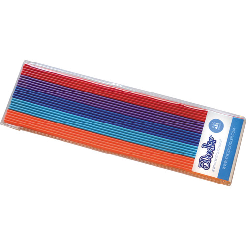 """3Doodler ABS """"Bohemian Blend"""" Mixed Filament Pack (25 Strands)"""