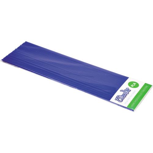3Doodler PLA Plastic Filament Strands for the 3Doodler (Royal Blue, 25 Strands)