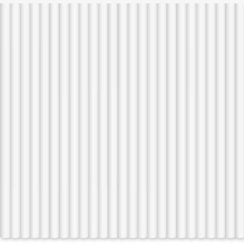 3Doodler PLA Single Color Plastic Pack (Basilica White, 100 Strands)