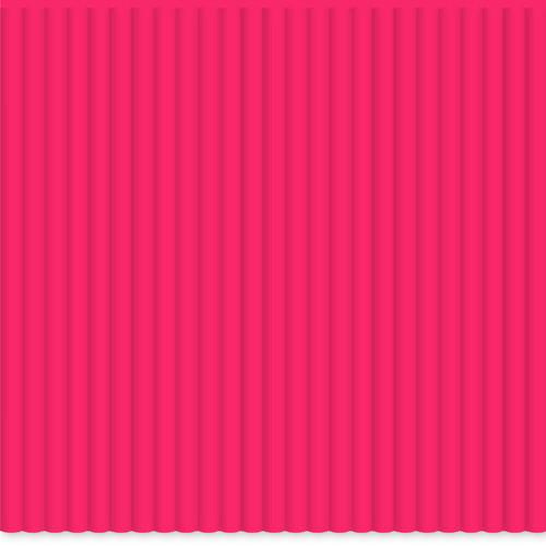 3Doodler PLA Single Color Plastic Pack (Pink Flamingo, 100 Strands)