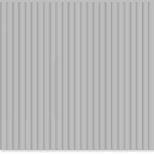 3Doodler PLA Single Color Plastic Pack (Foggy Day Gray, 100 Strands)