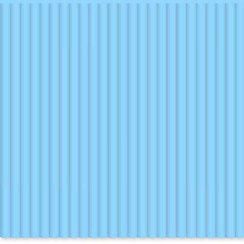 3Doodler PLA Single Color Plastic Pack (Baby Blue, 100 Strands)