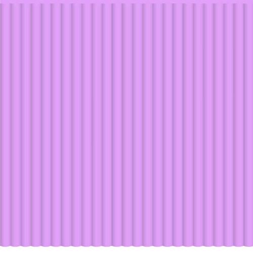 3Doodler PLA Single Color Plastic Pack (Luscious Lilac, 100 Strands)