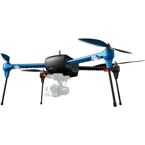 3DR 3DR IRIS+ Quadcopter with Gimbal and Battery Kit