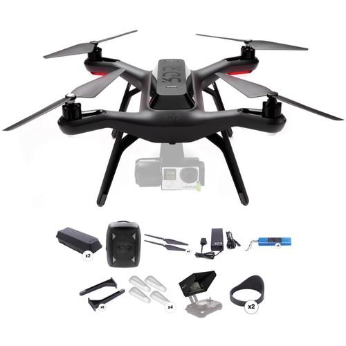 3DR 3DR Solo Quadcopter Bundle with Accessories