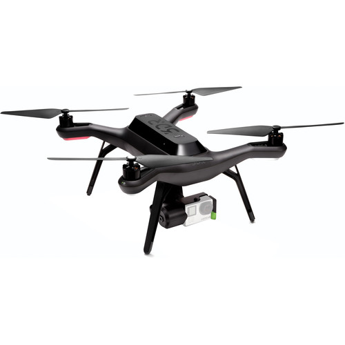 3DR Solo Quadcopter with 3-Axis Gimbal for GoPro HERO3+ / HERO4