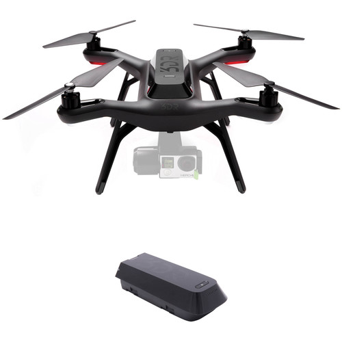 3DR Solo Quadcopter Kit (No Gimbal)