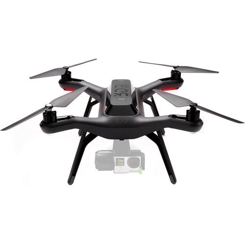 3DR Solo Quadcopter Kit with Gimbal & GoPro HERO4 Black
